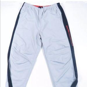 90s Nautica Competition Hip Hop Yacht Orange Pants